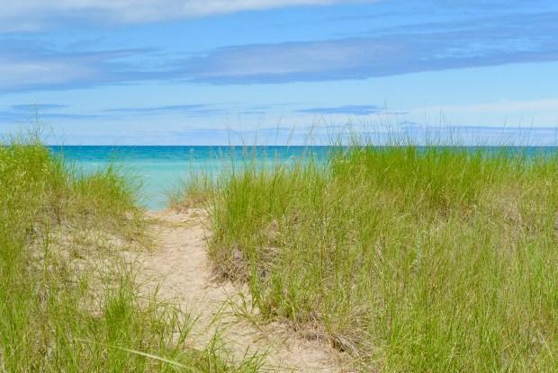 Beach in Kincardine