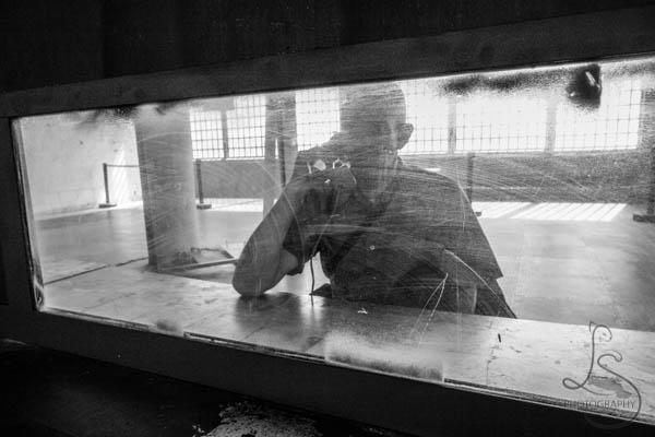 One phone call at Alcatraz