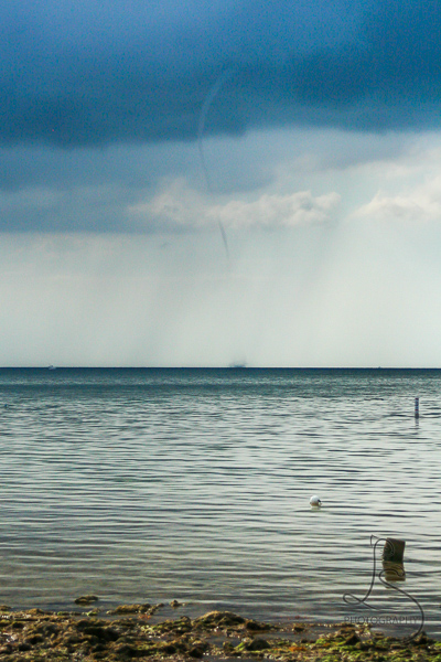 Key West Florida Water Spouts