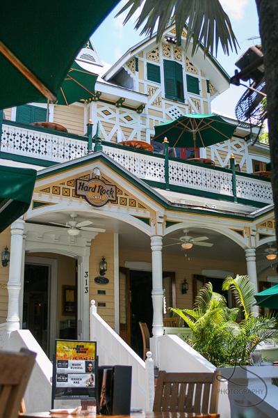 Hard Rock Cafe Key West Florida