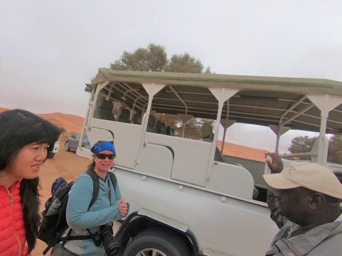 Rescue Vehicle - Deadvlei Namibia Sossusvlei