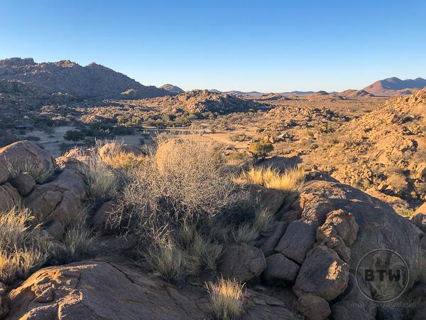Namibgrens Campsite Namibia