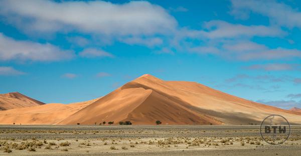 Namibia Sand Dunes - Sossusvlei