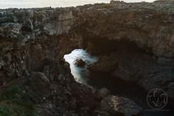 Boca do Inferno Cascais Portugal - Cave View