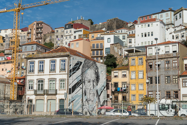 Street Art in Porto Portugal