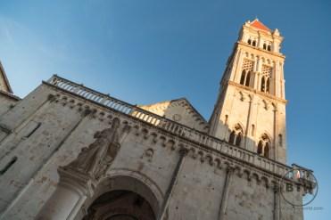 The tower in Trogir, Croatia