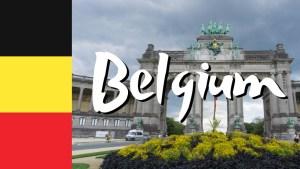 Destinations - Belgium