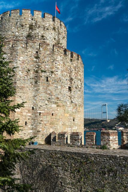 Rumeli Hisari Castle Istanbul