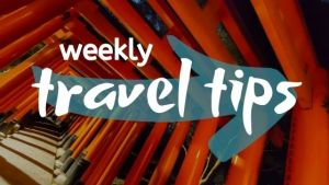 Join our list for weekly travel tips right to your inbox!