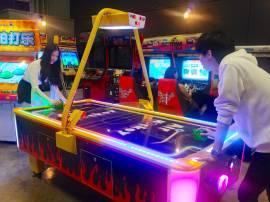 Air Hockey Machine Rental Singapore