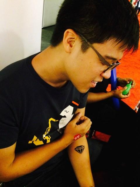 Airbrush Tattoo Service