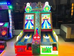 Arcade Bowling Machine Rental