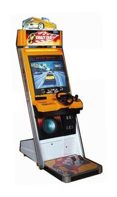Arcade Crazy taxi Machine Rental