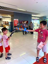 Balloon Sculpting Sword