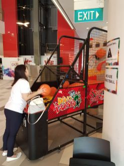 Basketball Arcade Machine Rental copy