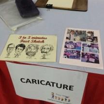 Caricature Event Singapore