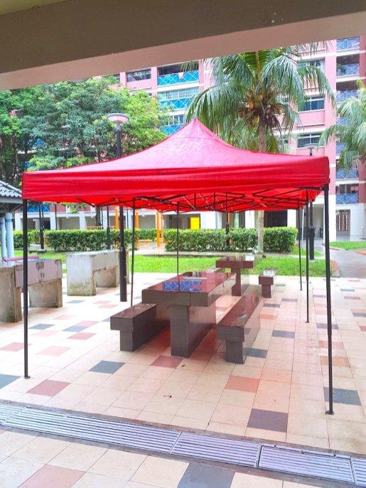 Cheap Gazebo Tent Rental Singapore