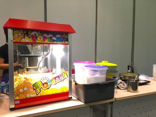 Cheap Popcorn Machine Rental