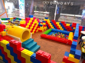 Clark Quay Central Mall Playground Rental