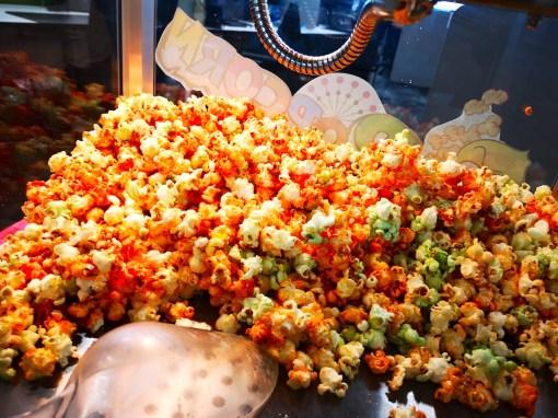 Coloured Popcorn Rental Singapore
