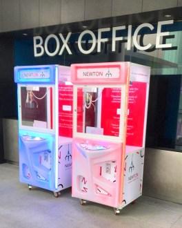 Customised Claw Machine Rental Singapore
