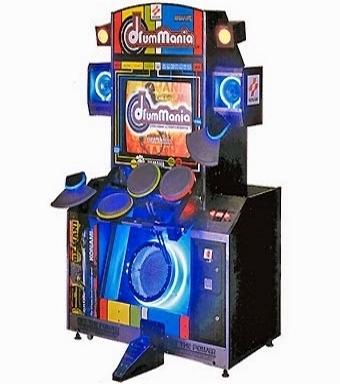 Drum Mania 3 Arcade Machine Rental