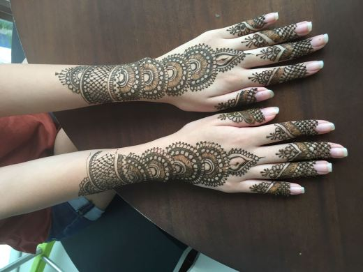 Event Henna Tattoo Artist