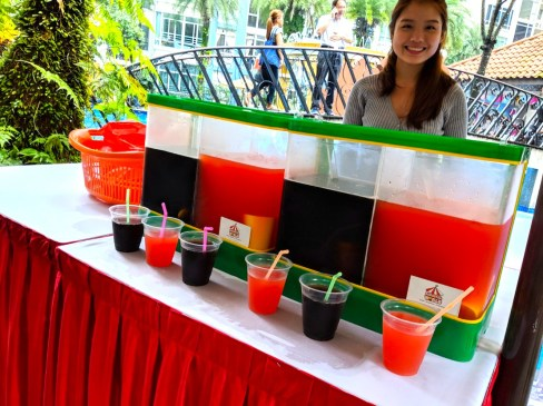 Event Traditional Drink Stall