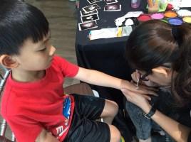 Face Painting Service Singapore copy