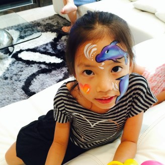 Face Painting Service in Singapore