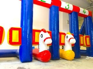 Horse Racing Carnival Game
