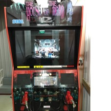 House of the dead 2 Arcade Machine rental