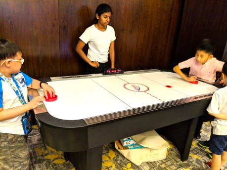 Kids Air Hockey Table Rental