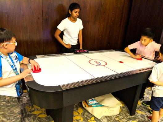 Kids Air Hockey Table Rental