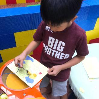 Kids Sand Art Singapore