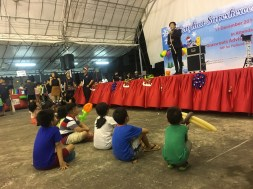 Magician for Stage Show