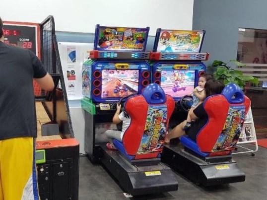 Mario Kart Arcade Machine Rental