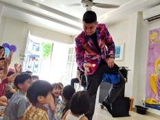 Party Magician for Hire Singapore