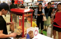 Popcorn Machine for Rent in Singapore