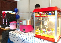Popcorn and Candy Floss Machine Singapore