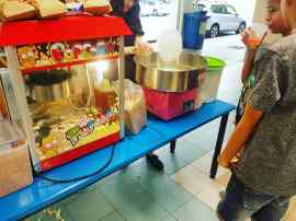 Popcorn and Candy Floss Rental copy