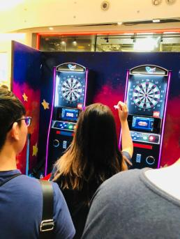 Professional Dart Machine for Rent copy