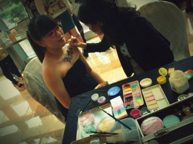 Singapore Face Painting