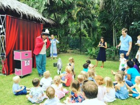 Singapore Kids Magician for hire