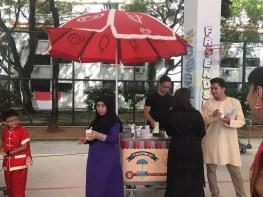 Singapore Traditional Ice Cream Cart