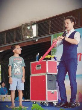 Stage Magic Show Singapore