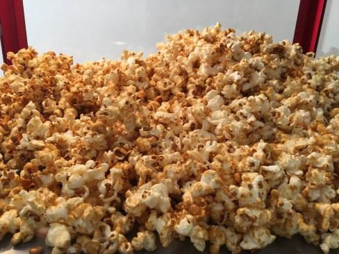 Tasty Popcorns in SIngapore