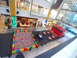 The Central Clarke Quay Ball Pit