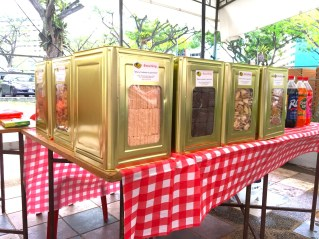 Traditional Biscuit Stall