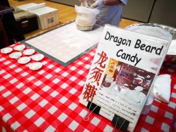 Traditional Dragon Beard Candy Station